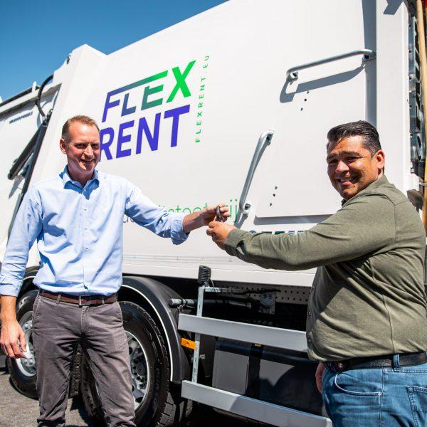 Flex Rent Truck